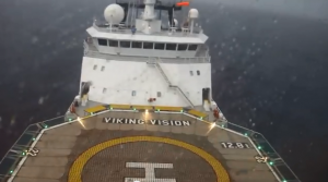 Moments before Engine Failure (Source: Passenger Video)