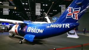 AW609 left hand side