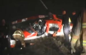 Life Flight 6 WReckage