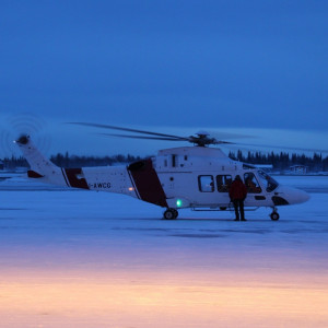 AW169 Flight Trials in Alaska (Credit: AW)