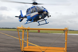 RTE-STH has ordered HEC Baskets for its H135s (Credit: Airbus Helicopters)