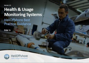 CLICK to Download HUMS Best Practice Guide from the HeliOffshore Website