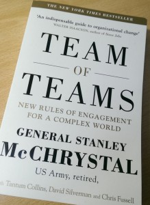 Team of Teams Stan McChrystal