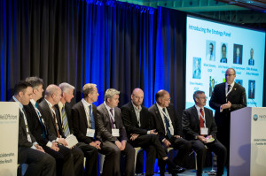 Strategy Panel Discussion (Credit: Fotomaly via HeliOffshore)