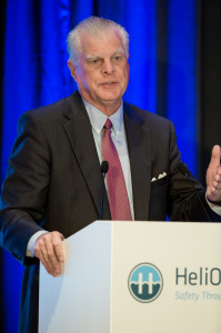 Bill Chiles, HeliOffshore Chairman (Credit: Fotomaly via HeliOffshore)