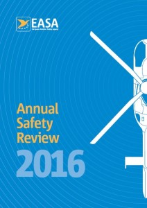 EASA Annual Safety Review 2016