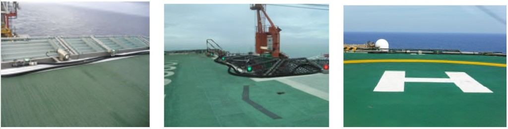 Examples of Refuelling Hoses Left on Deck (Credit: HCA via SCiS)