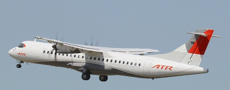 An ATR72 (Credit: ATR via AAIB)