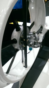 Cabri G2 Fenestron and ZF Tail Gear Box (TGB)
