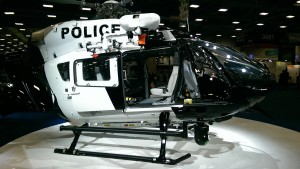 Airbus Helicopters H145 in Police Configuration