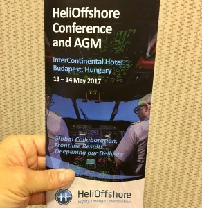 HeliOffshore Conference Brochure (Credit: HeliOffshore)