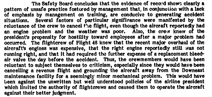 From NTSB report AAR-80-05 on Downeast Airlines, Inc., DeHavilland DHC-6-200, N68DE, Rockland, Maine, May 30, 1979