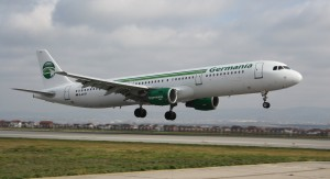Germania Airbus A321-211 D-ASTP