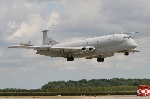 Nimrod R1 XW665 Operated by 51 Squadron, RAF (Credit: Mike Freer)