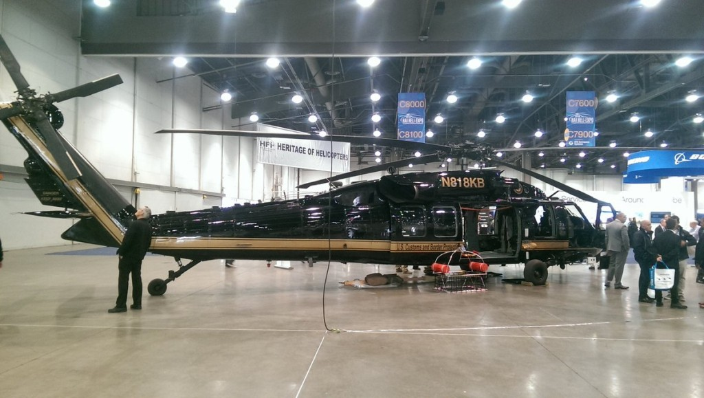 CBP Sikorsky S-70 Black Hawk