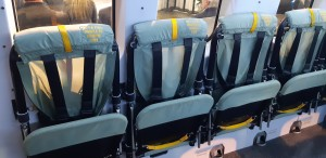 S-92 Troop Seats (Credit Aerossurance)