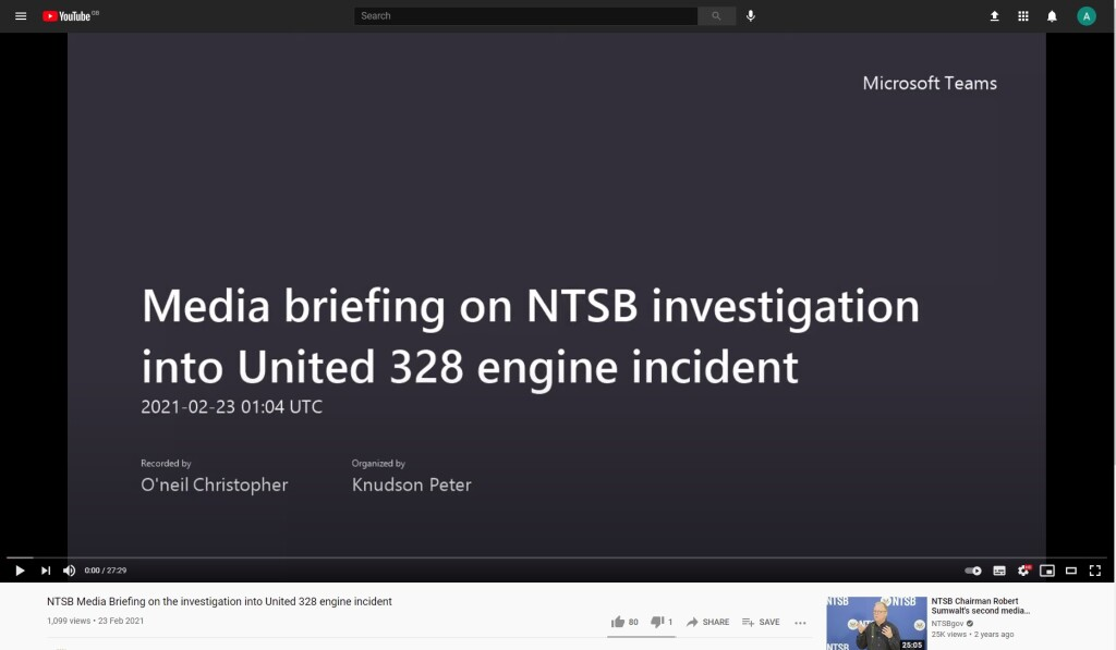 n772ua b777 pw 4000 ntsb press brief 1