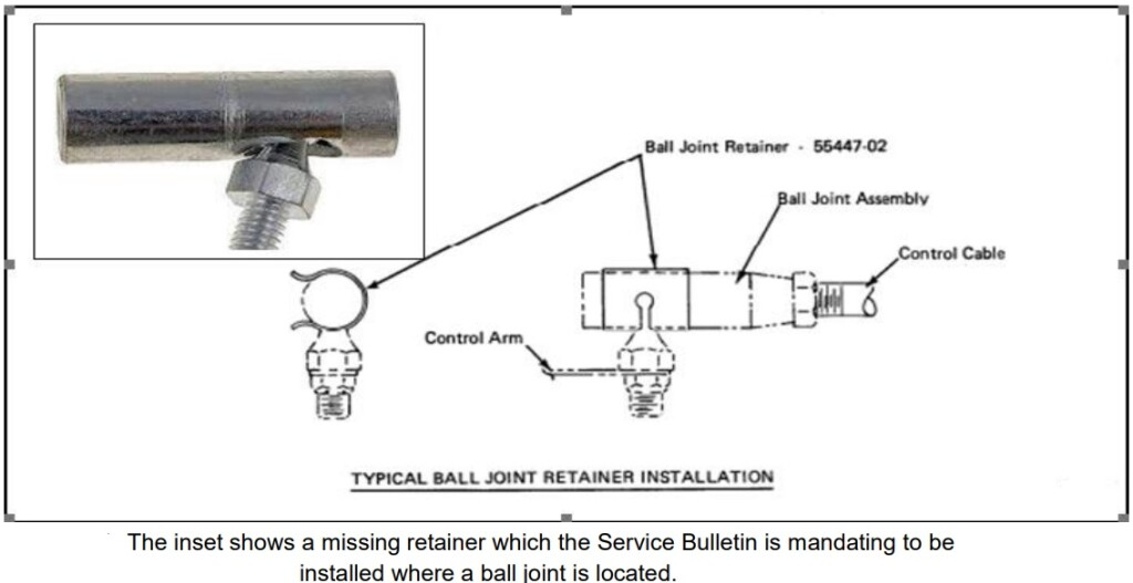 zsicb pa30 missing retainer