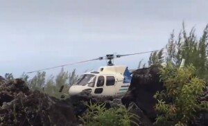 Hélilagon Airbus AS350B3e / H125 After Landing  (Credit: YouTube Video Posted by BK117)