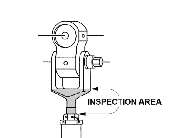 Bell 430 ASB 430-21-60 Inspection Area (Credit Bell)